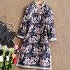 2017 High Quality Chinese Traditional Cheongsam Dress Elegant Lace Flower Vintage Qipao Dress Bodycon Sheath Vintage