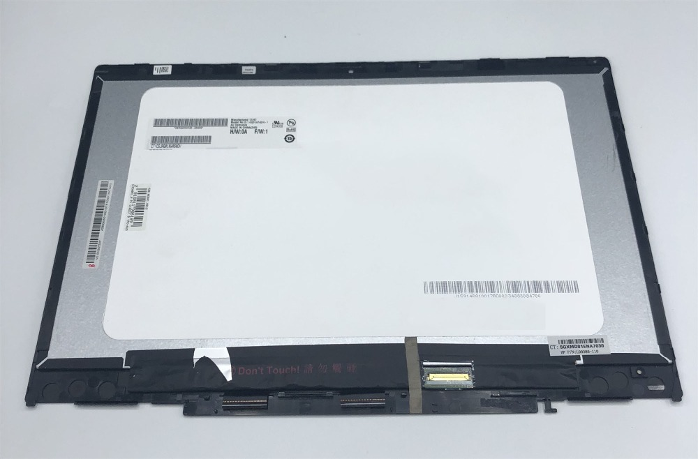 14 0 touch screen For HP PAVILION X360 14 CD0005NX 14 cd Glass Digitizer Assembly with