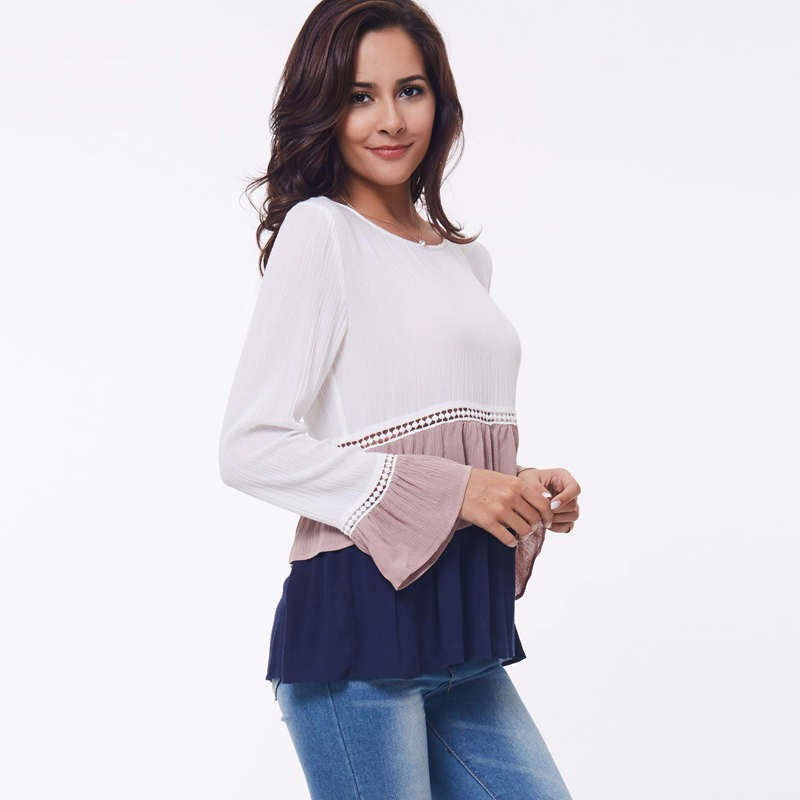 fall Pleated t shirt 2