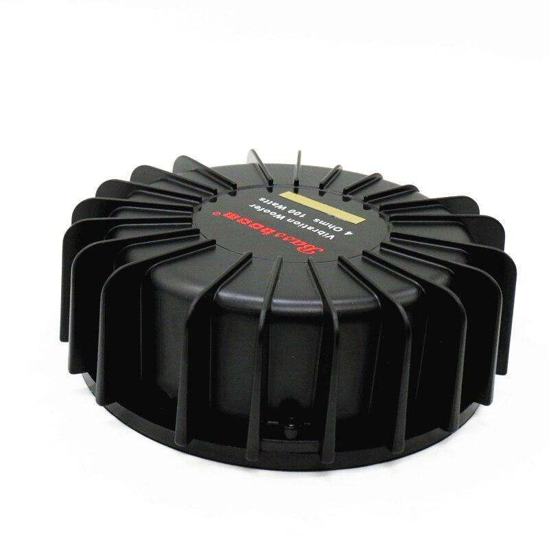 speaker vibration