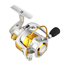 High Quality Fishing Reel 12BB 5.5:1 Metal Spool Carp Bass Fishing Tackle Spinning Reel Fish Wheel Accessories NCM99 все цены