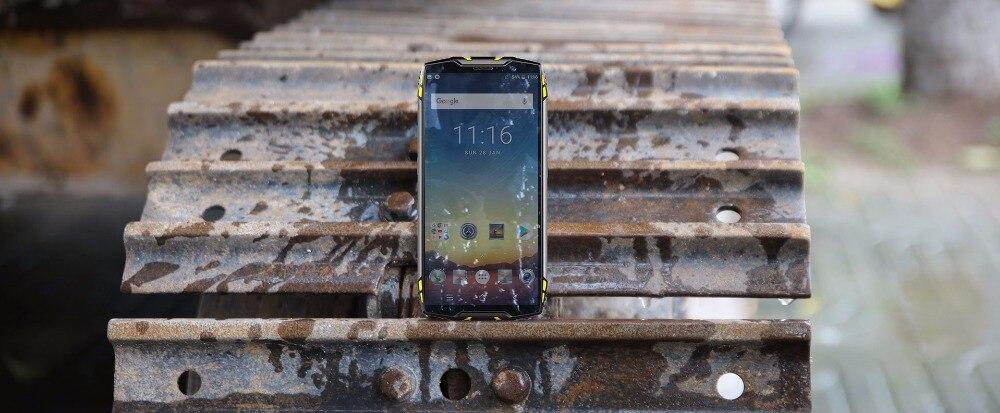Der Natural MT6750T smartphone 26