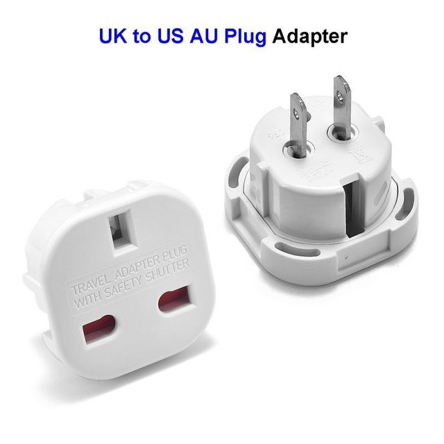 US American AU Australian Plug Adapter UK To US AU Australia Japan ...