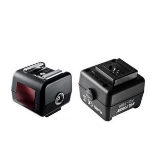 Image 3 - Wireless Flash Hot Shoe Adapter Convertitore Optical Slave Trigger FC 7SN per Yongnuo Canon Nikon Speedlite per Sony DSLR Camera