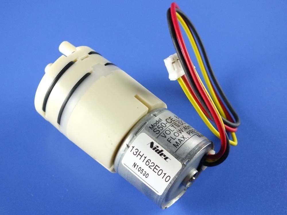 Dc12v Nidec Brushless Diaphragm Pump Motor Micro Pump