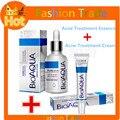 2 PCS BIOAQUA tratamento melasma remoção Cravo Acne Cicatriz Remoção creme & Essência cremes 30g Soro Anti-Acne gel tratamento