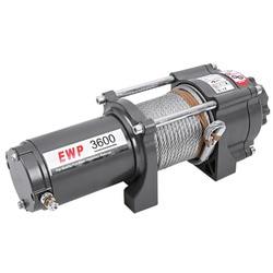 3600lbs 12 В электрическая лебедка инструменты для восстановления автомобиля, яхты, ATV, грузовика, лодки, прицепа, квадроцикла, подъемный инструм...