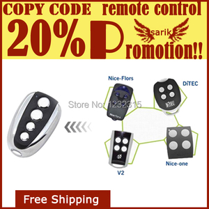 Clone Brand remote control,Door Lock wireless remote control duplicator rolling code