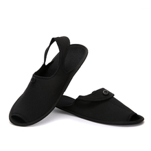 Shoes Men Travel Breathable Indoor Slippers Couple