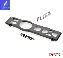 Freeshipping GARTT GT500 metal base plate 100% compat Align Trex 500 RC Helicopter Big Sale