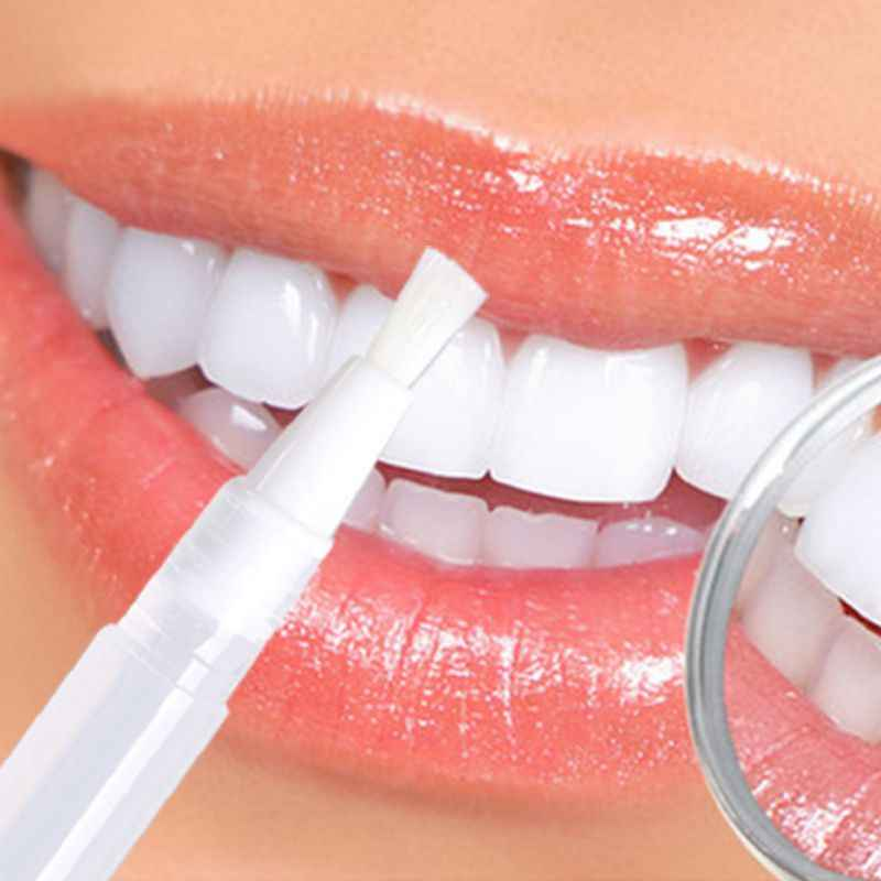 White Teeth Whitening Pen Tooth Gel Whitener Bleach Remove Stains Oral Hygiene Tooth Whitening Tool