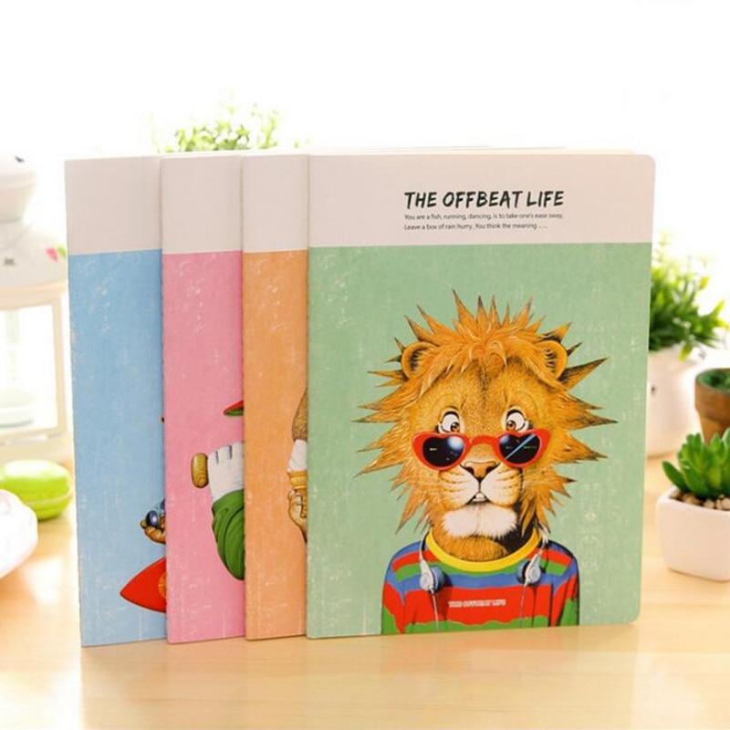 4 bucăți / Lot Dotted Notebook Drăguț jurnal de carte Festivalul - Blocnotesuri și registre - Fotografie 6