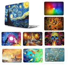 Laptop Protective Hard Shell Case Keyboard Cover Skin Set Bag For 11 12 13 15 Apple Macbook Air Pro Retina Touch Bar YH Sleeve