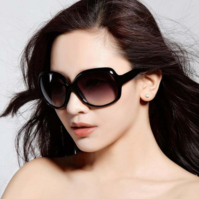 High Fashion Women Sunglasses Polarized Reflective Driving -9313