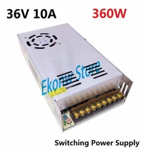 360W 36V 10A Switching Power Supply Factory Outlet SMPS Driver AC110-220V DC36V Transformer for LED Strip Light Module Display