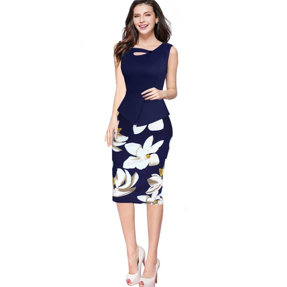 Online Get Cheap Casual Dress for Big Ladies -Aliexpress.com ...