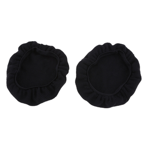 Image 1 - Stretchable Fabric Headphone Covers Earcup Earpad Universal Headset Hygiene and Protective Covers Fit 9~11cm Headphones