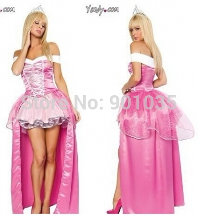 Compare Prices on Pink Princess Fancy Dress Costume- Online ...