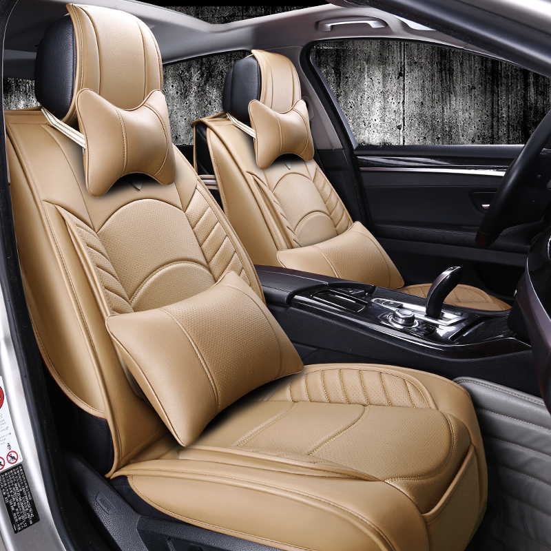 New 3D Car Seat Cover Sports Styling,Senior Leather, Car pad Cushion For All Car Sedan,For Toyota BMW Audi, Free Shipping