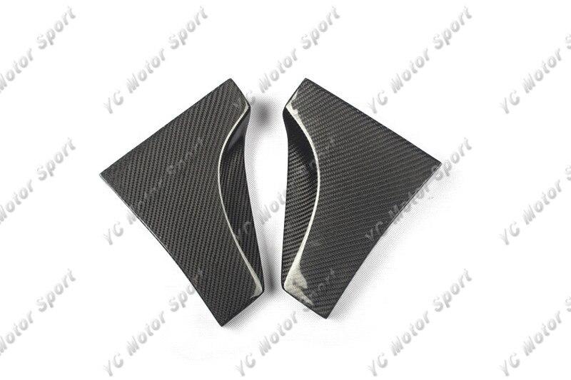Car Accessories Carbon Fiber SEIBON OP-Style Front Lip Kit 5pcs Fit For 2013-2015 Lexus IS F Sport Sedan Front Lower Splitter