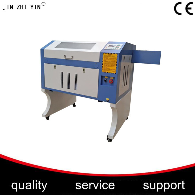 2019 New Type Ruida CNC Laser Cutting Machine 4060 6040 Engraver CO2 Laser Cutter 80W For Wood Acrylic Glass Engraving Machine
