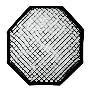"Image 4 - Godox Softbox 140cm 52 ""sekizgen petek izgara Softbox yumuşak kutu için Bowens dağı stüdyo flaş"
