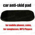 Car black Anti-skid Pads Holds Objects on Dash Skid Proof Mat Secure mobile phones coins sunglasses MP3 Players