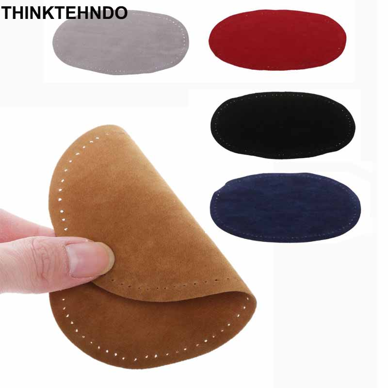 Oval Leather Bottom with Holes for Knitting Bag Handbag DIY Shoulder Crossbody Bags Accessories