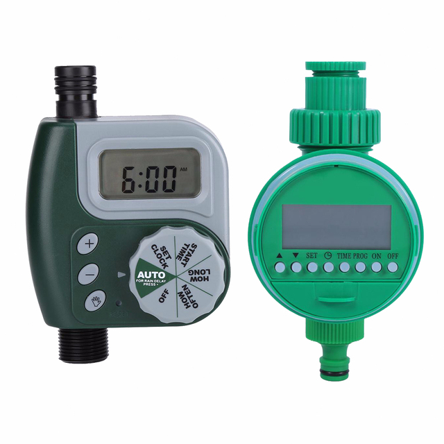 Home Garden Watering Timer Automatic Electronic Water Timer Home Garden Irrigation Timer Controller System autoplay irrigator