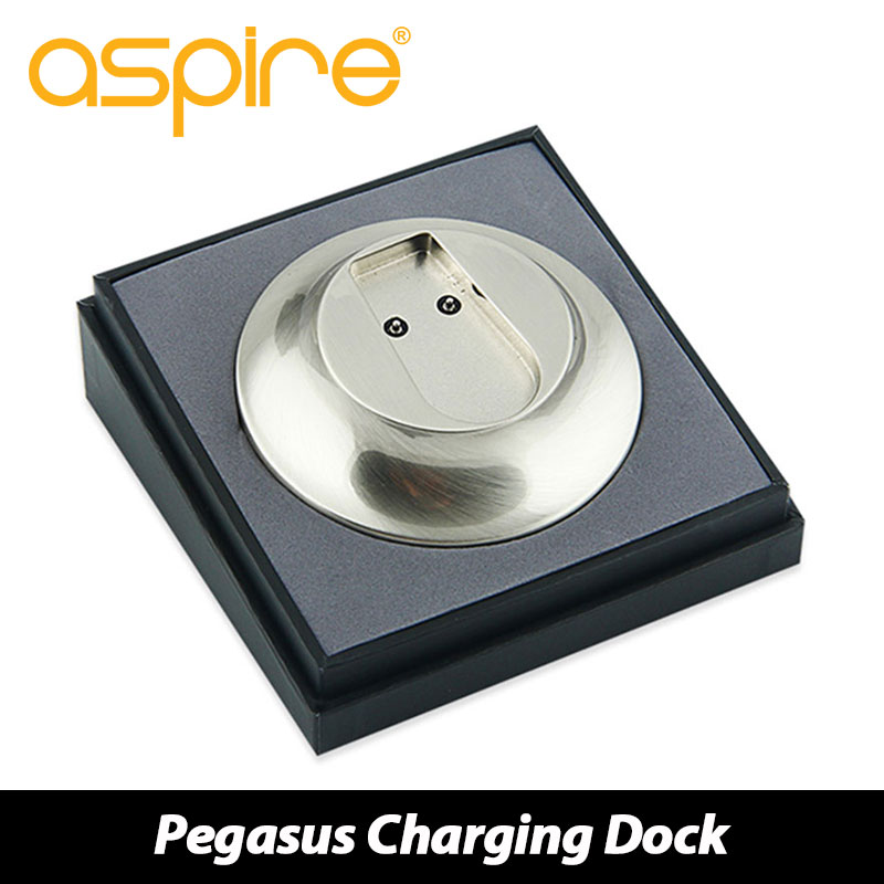 100 Original Aspire Pegasus Charging Dock Convenient Charging for Pegasus Battery Box MOD font b Electronic