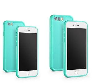 Image 5 - עמיד למים טלפון מקרה עבור iPhone 6 6s 7 8 בתוספת SE 2 5S שחייה צלילה עמיד למים TPU כיסוי עבור iPhone X XR XS 11 פרו מקס Coque