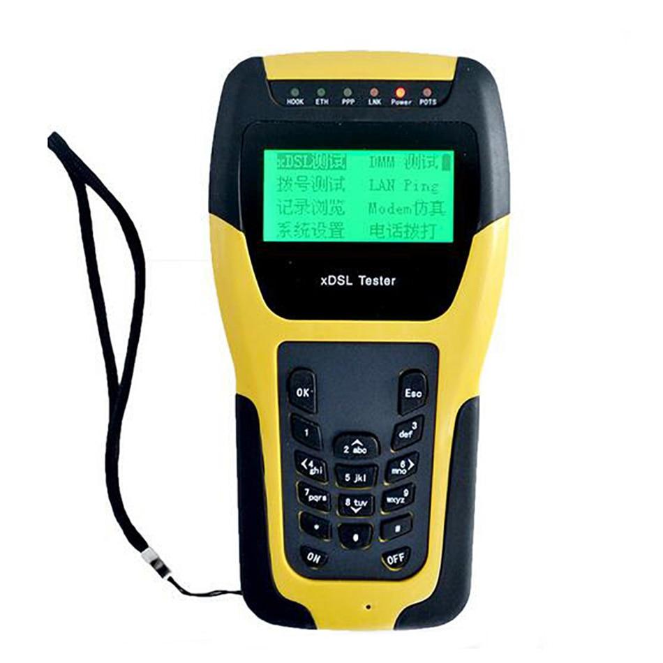 New Professional Multi-functional Digital ADSL2+ Tester / ADSL Tester / ADSL Installation High Quality Maintenance Tools Tester