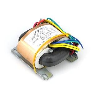 Image 3 - ZEROZONE 30VA R transformator rdzeniowy 220V + 220V + 14V dla naszych EAR834 Phono Stage Amp L13 5