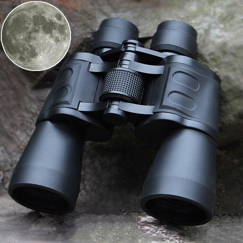 10000 M Alta Chiarezza Binocolo Potente Militare binoculare Per La Caccia Esterna di vetro Ottico Hd Telescopio basso Visione della luce di Notte10000 M Alta Chiarezza Binocolo Potente Militare binoculare Per La Caccia Esterna di vetro Ottico Hd Telescopio basso Visione della luce di Notte