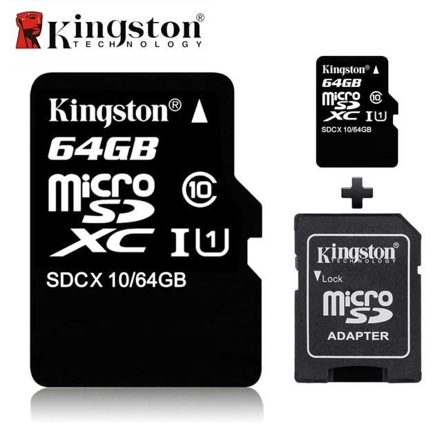 mini sd karte 64gb Kingston 2 teile/los Mini Micro SD Karte 8g 16 gb 32 gb 64 gb