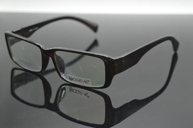 Nerd óculos de armação TR90 Ultraleve preto lady Custom Made lente miopia óculos de leitura prescrição Photochromic-1 a-6 + 1 a + 6