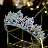 Asnora new crowns european wedding