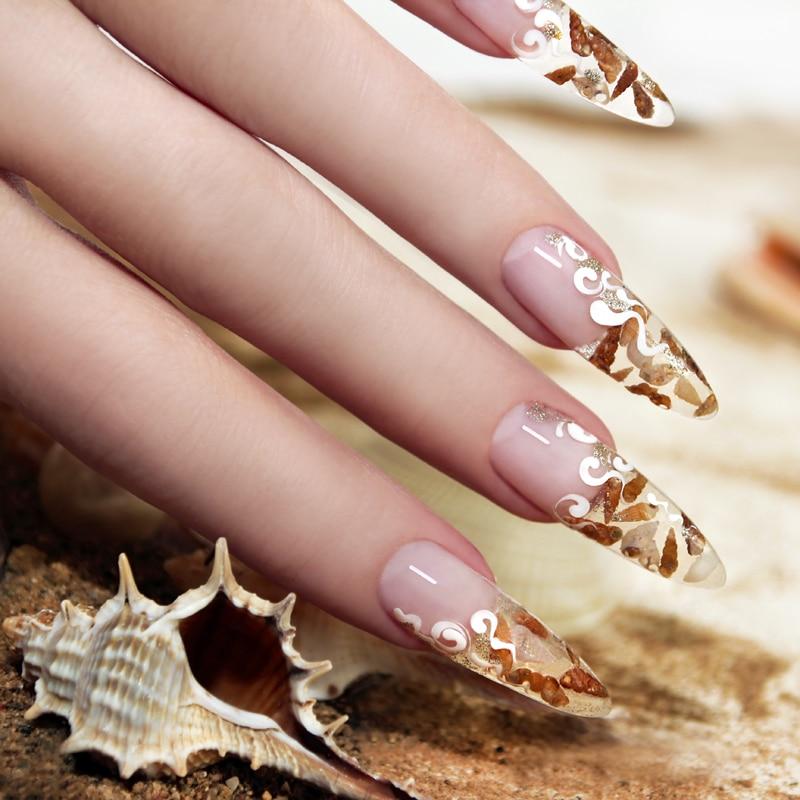 Fengshangmei Constructor Gel UV Nail Builder Gel Article Nail Design ...