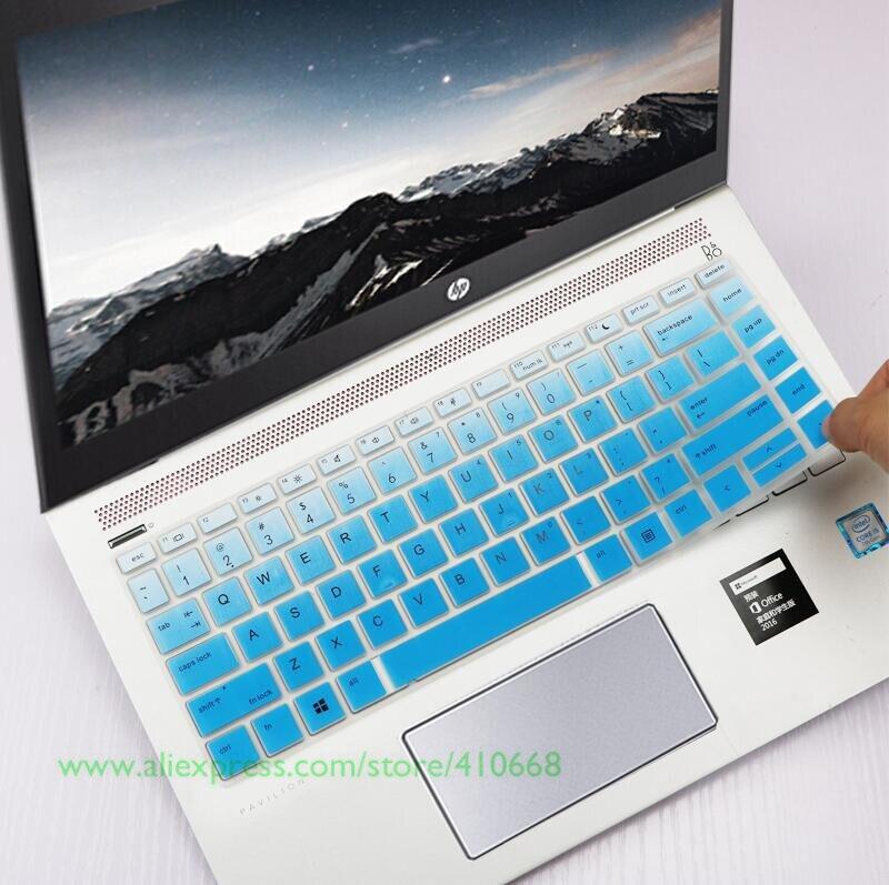 "Clear TPU Keyboard Protector Cover for HP 14/"" EliteBook 840 G5 G6 Notebook"