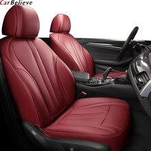Car Believe seat cover For renault logan megane 2 captur kadjar fluence laguna 2 scenic accessories covers for car seats fs 7701039565 7702127213 for renault megane