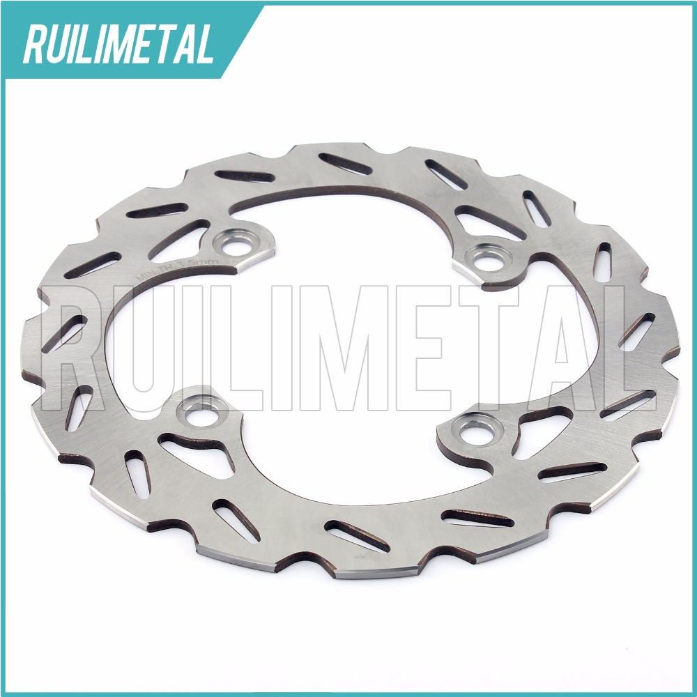 ATV QUAD Rear Brake Disc Rotor for LT-Z 400 Quadsport K3-K9 ZK9 L2 ZL2 03 04 05 06 07 08 09 10 11 12 13 14 кронштейн фары fz600 6 fz6n 05 06 07 08 atv