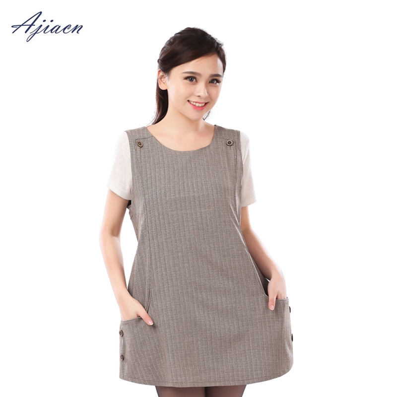 2c7e5859768bd Genuine electromagnetic radiation protection pregnant women dress anti  radiation Simple and elegant silver fiber clothing-in Safety Clothing from  Security ...