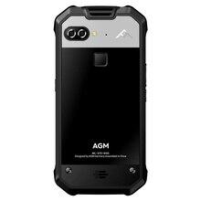 Original AGM X2 SE 5.5″ FHD Android 7.1 FDD-LTE IP68 Mobile Phone Waterproof Shockproof 6G RAM Dual 12MP 6000mAh Smartphone B20