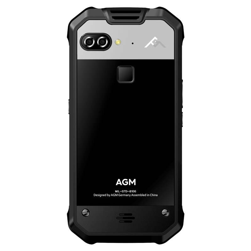 Originele AGM X2 SE 5.5 FHD Android 7.1 FDD LTE IP68 Mobiele Telefoon Waterdicht Schokbestendig 6g RAM Dual 12MP 6000 mah Smartphone B20 - 3