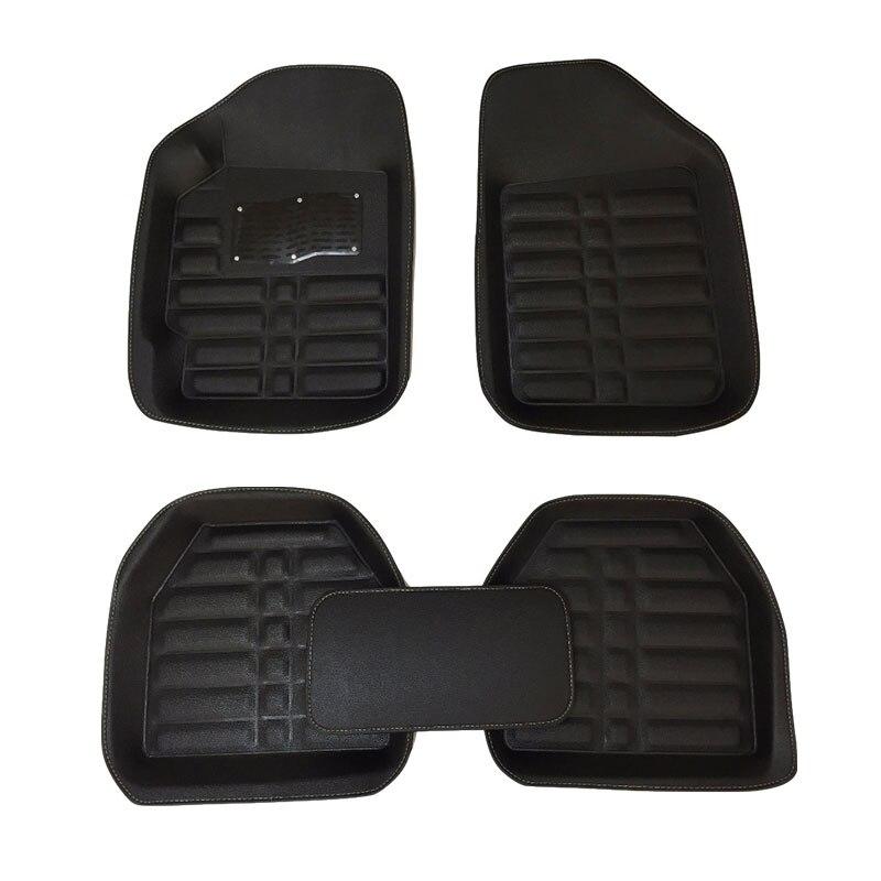 Car Floor Mat Carpet Rug Ground Mats Accessories For Seat Alhambra Altea Arona Ateca Cordoba Ibiza Leon 2 3 Fr Toledo