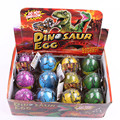 12Pcs/Set Large Size Growing Dinosaur Egg Water Hatching Inflation Kids Toys Novelty & Gag Toys For Children