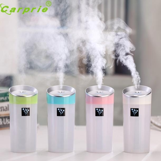 Auto Car Family expenses Anion Humidifier Air Purifier Freshener With USB Interface Dec14