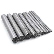 (1set/lot)3mm-25mm cracking of eyelet punch tool. Hollow tube tools.Eyelets installation tool.Button mold.Clothing & Accessories