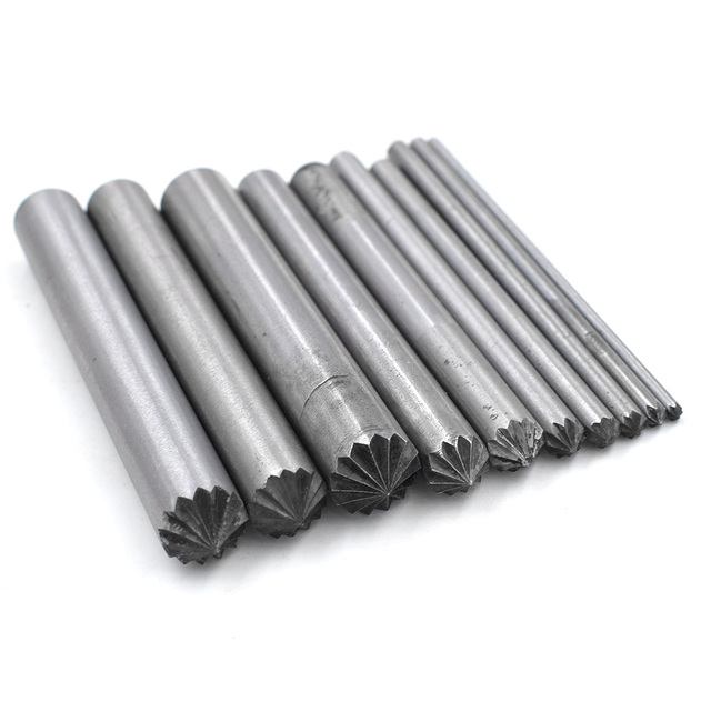 US $4 23 8% OFF|(1set/lot)3mm 25mm cracking of eyelet punch tool  Hollow  tube tools Eyelets installation tool Button mold Clothing & Accessories-in