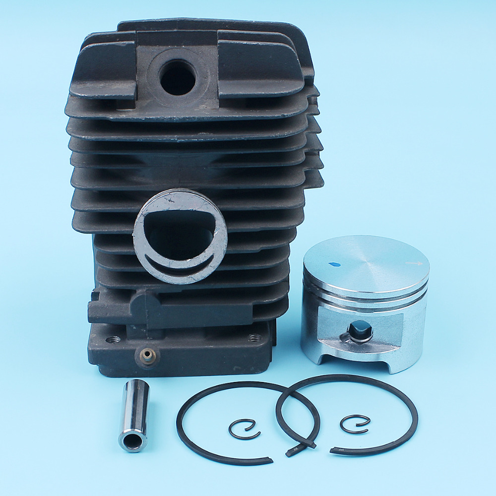 49mm Big Bore Cylinder Piston Pin Ring Kit For Stihl MS390 039 MS290 029 MS310 Chainsaw # 1127 020 1216 Nikasil Plated Repl.Part